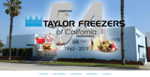 Taylor offers Broaster Machines, Soft Serve Machines and much more